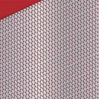 Element perforated foil