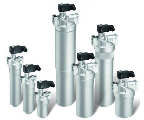 Pi 200 low-pressure filter