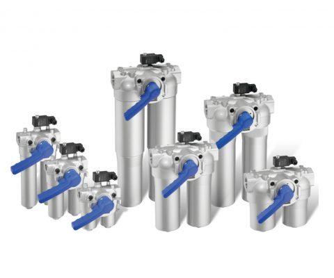 Pi 210 duplex filter