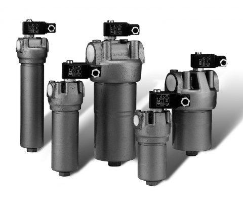 Pi 360 medium-pressure filter
