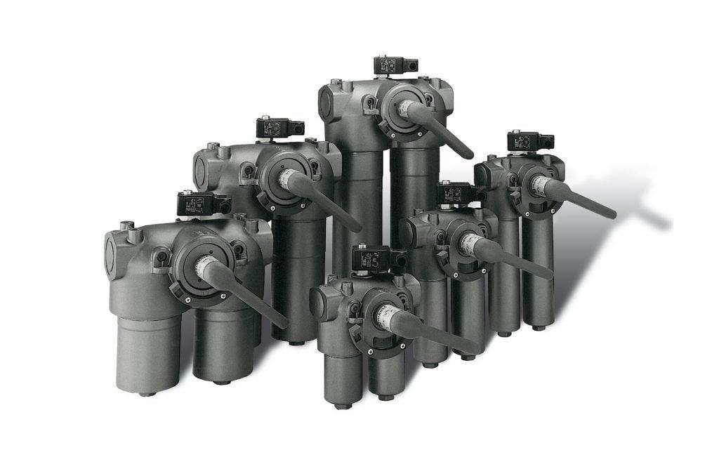 Pi 370 static filter