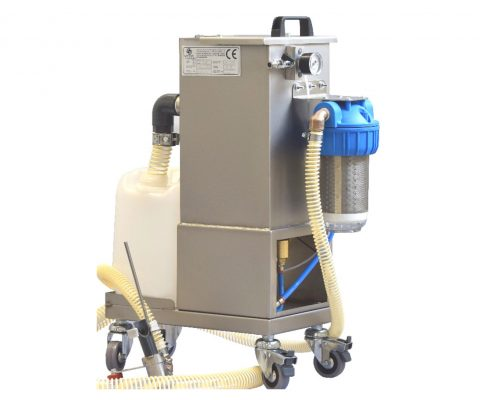 Compact- 2 Smart oil separator