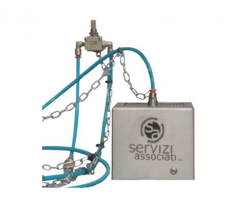 Ossigenatore statico