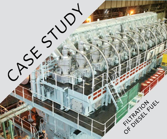 CASE STUDY: R3-7 and R3-4 – Filtration of Diesel fuel