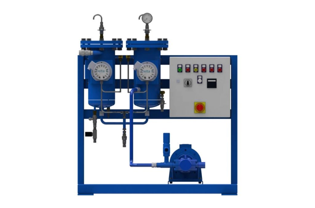 Fuel treatment system