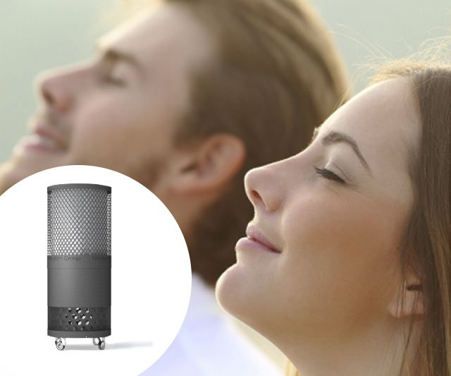 Eliminate viruses and bacteria with SilentCare Filtration Group