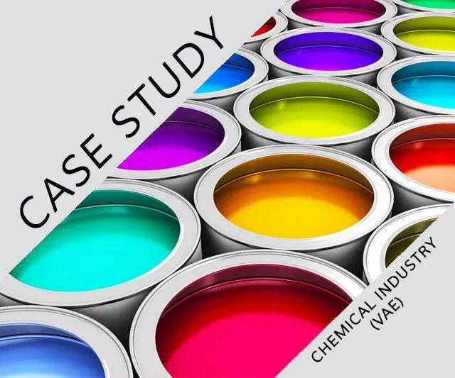 SUCCESS STORY: AF 75 S – Chemical industry (VAE)